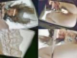 (オリジナル)汲み取り便所 便槽内立て籠もり手撮り盗撮②
