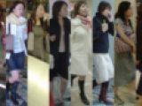 【人妻】若奥様の純白生パンツ30枚