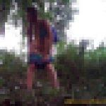 音楽祭で排尿している酔っ払った若い女性を撮影しました227 hd720p